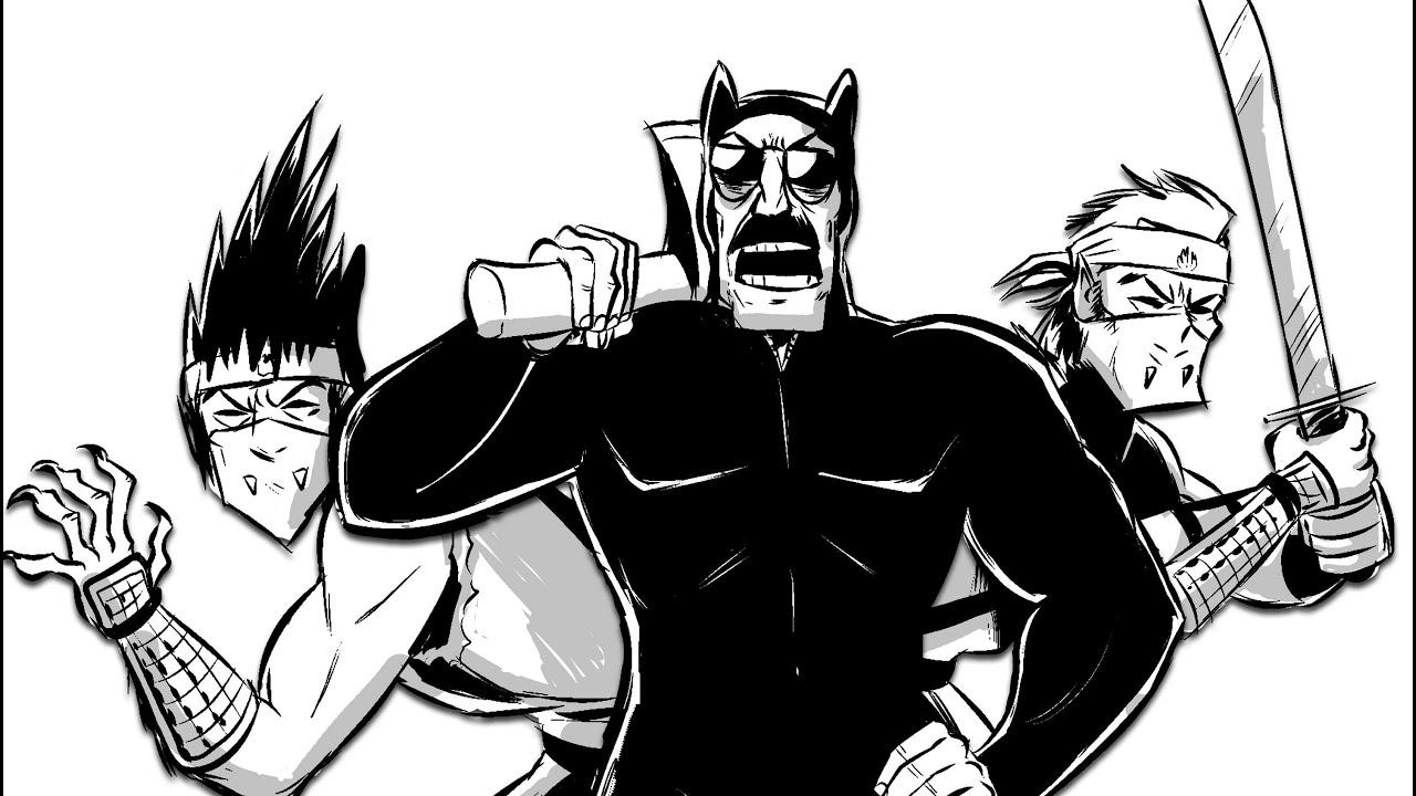 Download AXE COP - The Moon Warriors (Part 2, Episode 10)