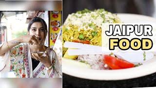 JAIPUR FOOD   Tasting Best food In Jaipur   Street Food   Super Style Tips
