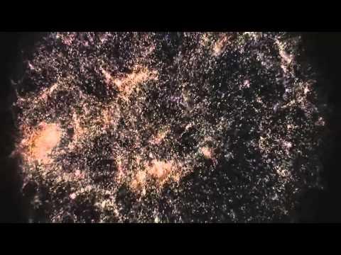 Sự vĩ đại của vũ trụ mà Đức Chúa Trời đã tạo dựng