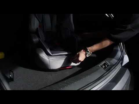 установка  Isofix на переднее сидение. автокресло с Isofix.