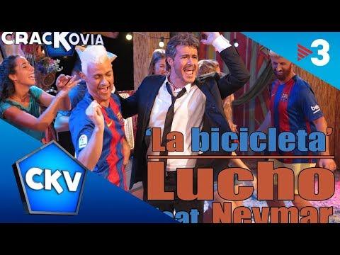 Crackòvia -  'La Bicicleta' De Neymar
