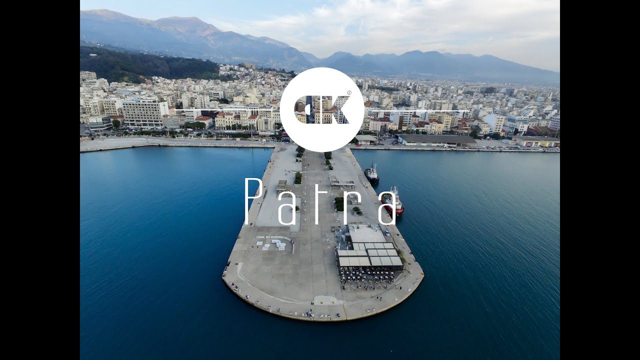 Patra - Πάτρα Drone