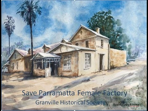 Female Convicts Parramatta