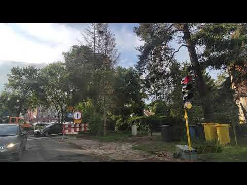 #Świnoujście - Uwaga - zmiana organizacji ruchu na skrzyżowaniu Grunwaldzka - Krzywa