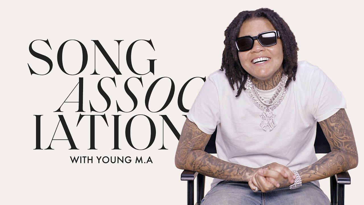 Young M.A Raps 2Pac, The Notorious B.I.G., and