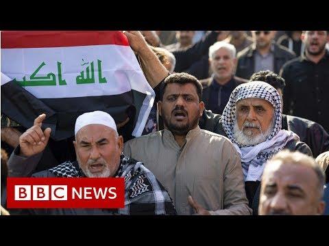 Qasem Soleimani: Stampede Kills 40 Mourners At Burial In Iran   - BBC News