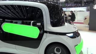 EDAG Light Car Concept Videos