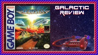 Galactic Review - Aerostar (Game Boy)