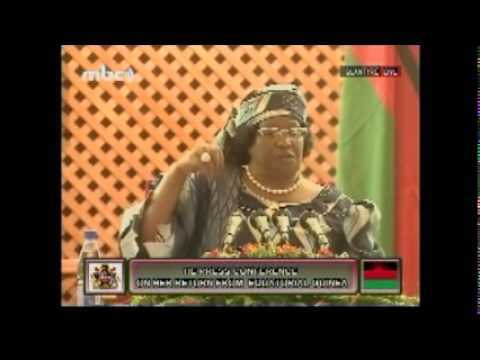 Pt4of9 - Children In Protests and JB Foundation - Joyce Banda Press Conference, 23 February 2013