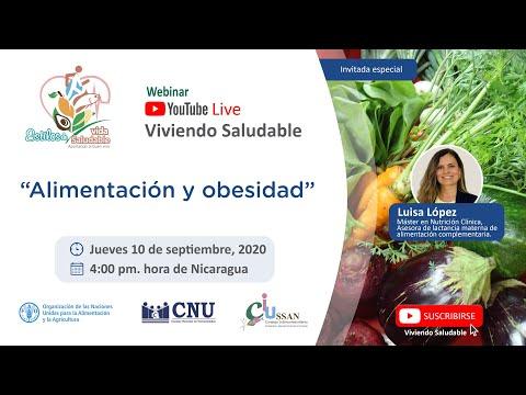 URACCAN Y FAO te invitan hoy al Webinar: Alimentación y Obesidad