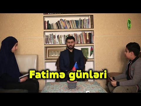 Fatimə günləri |Qonağ: Hacı Samir | Xədicə&Ələsgər