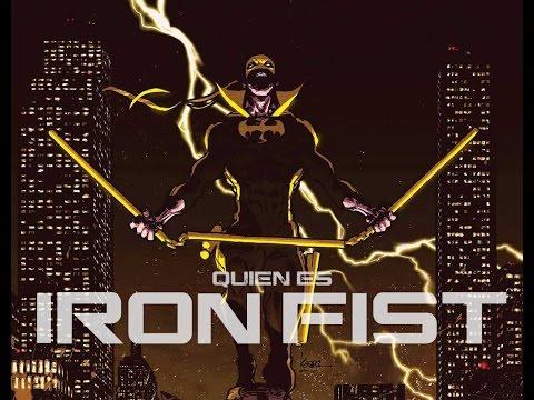 ¿Quién es Iron