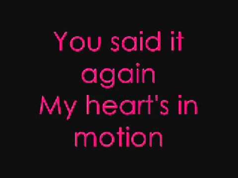 Katharine Mcphee Terrified lyrics featuring Zachary Levi