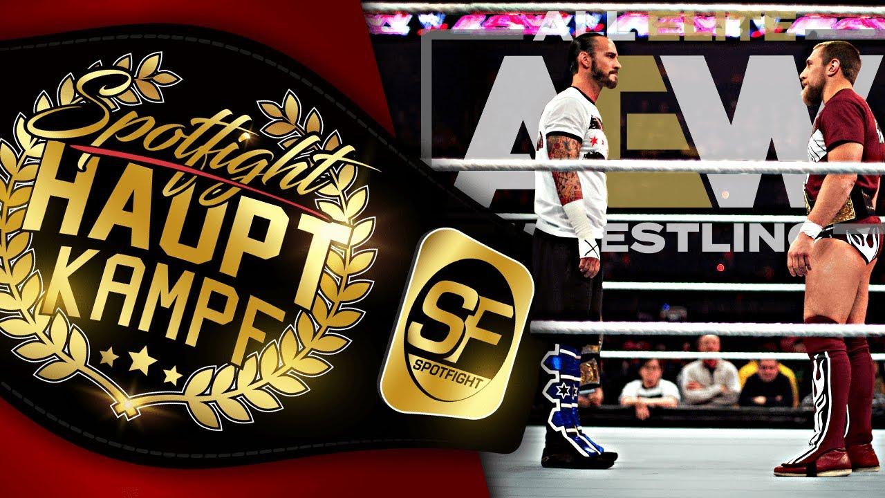 CM Punk und Daniel Bryan zu AEW: Das ist dran + Analyse und Hörerfragen | HAUPTKAMPF