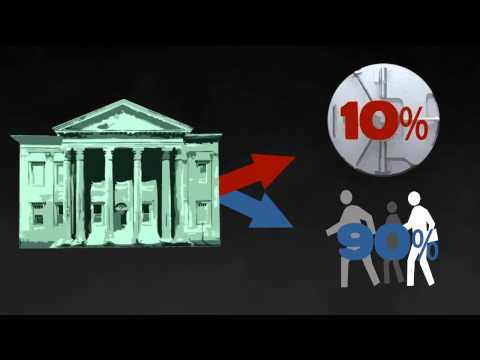 The PRIVATE Banking System FED Federal Reserve - it´s a nasty trick