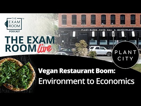 Vegan Restaurant Boom: Environment to Economics