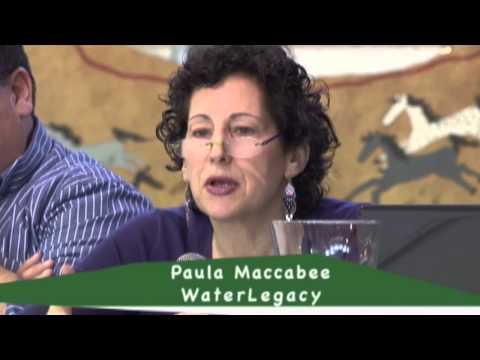 Idle No More: Environmental Treaty Rights Symposium w/Paula Maccabee