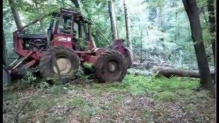 KOCKUMS 822    (lkt ursus mtz Ciagnik leśny Sumski traktor debardage Knickschlepper Skogsmaskiner  )