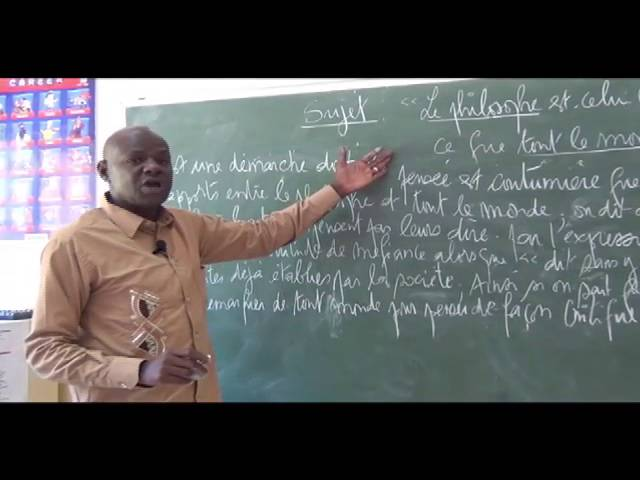 Dissertation Philosophique Comment Poser Le Sujet Youtube Philosophie Et Religion
