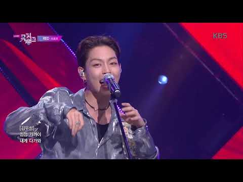 Download RED- The Rose 더 로즈 뮤직뱅크  Bank 20190816 Mp4 baru