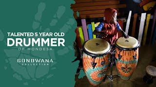Gondwana Discovers Talented Young Namibian Drummer