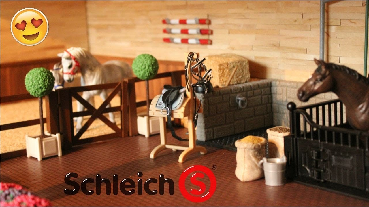 Mijn Schleich Manege Barn Tour 2018 Schleich 12