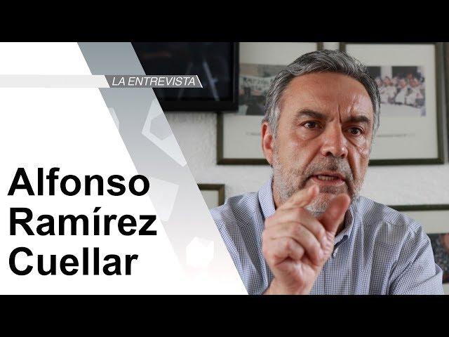 La Entrevista: Dip. Alfonso Ramírez Cuellar