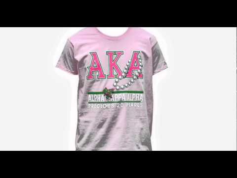 Alpha Kappa Alpha Store featuring apparel, shoes, jewelry, gifts, merchandise-greek paraphernalia