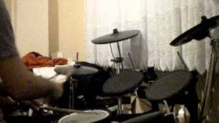 Pentagram- This too will pass drum cover