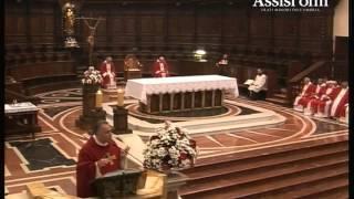 Esaltazione della Santa Croce alla Porziuncola: omelia