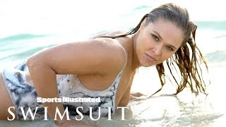 Ronda Rousey Gets Wet, Gives You A Show In Nothing But Body Paint | Sports Illustrated Swimsuit thumbnail