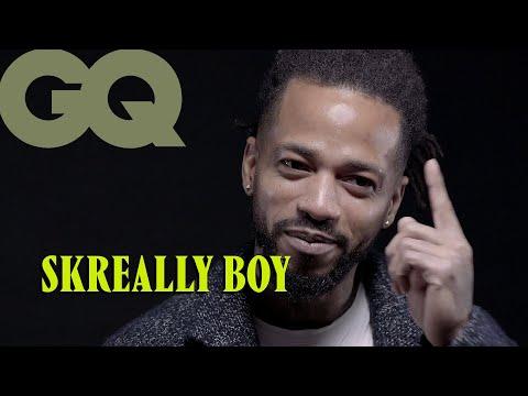Youtube: Les punchlines de Skreally Boy: Nekfeu, Freeze Corleone, Alpha Wann… | GQ