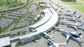 EXTENSION & MODERNISATION DE L' AEROPORT MARTINIQU...