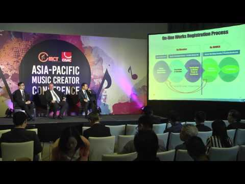Asia-Pacific Music Creator Conference [Part2]