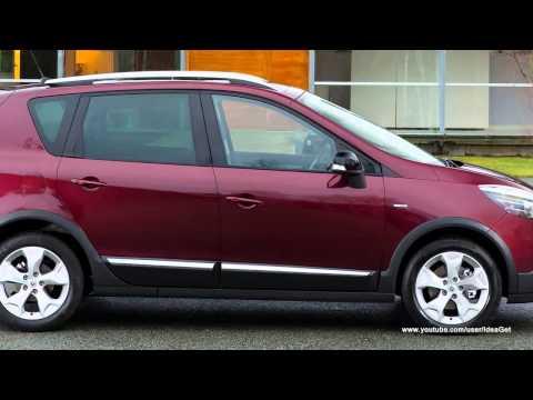 2013 Renault Scenic XMOD Looks