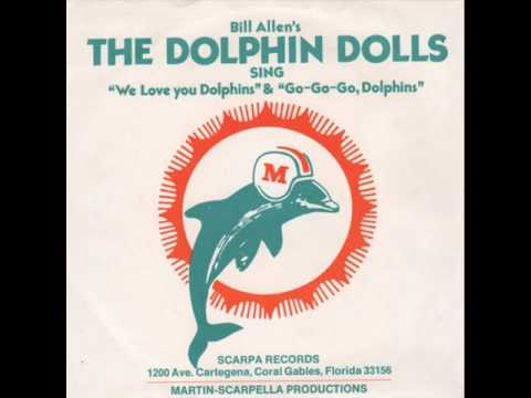 Go-Go-Go, Dolphins (The Original Miami Dolphins Fight Song)