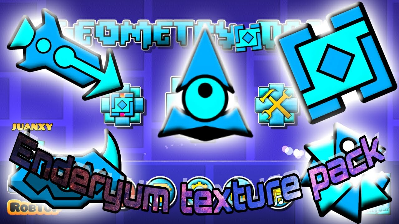 Epic texture pack - Enderyum texture pack for Geometry