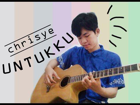 Chrisye - Untukku (Fingerstyle Guitar Cover/ Acoustic Cover) Walau ke Ujung Dunia