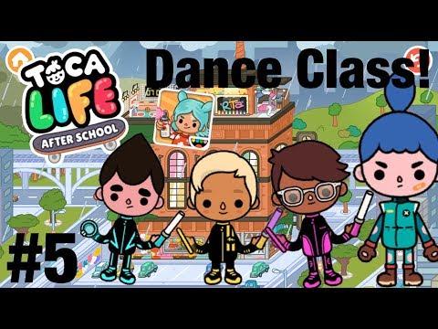 Toca life after school   Dance class #5