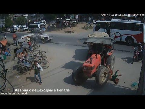 Аварии и ДТП на видеорегистратор   Сводка за неделю 2015 #7