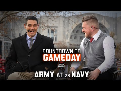 Countdown To GameDay: Week 16, Army At Navy | ESPN College Football