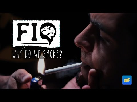Why Do We Smoke? | ScoopWhoop presents FIQ with Raghav Mandava (Ep. 1)