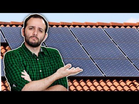 Por que a energia solar não está em todos os telhados? #Boravê