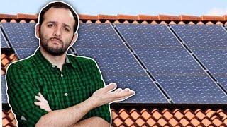 Por que a energia solar não está em todos os telhados? #Boravê 🔵Manual do Mundo