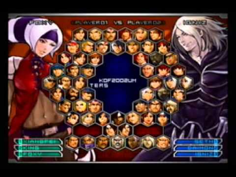 King Of Fighters 2002 Unlimited Match Ps2 Classic Matches 10 27 09