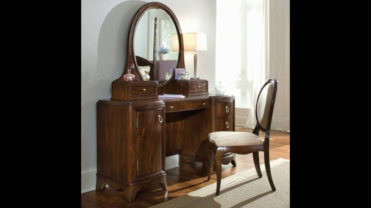 antique mahogany vanity - Antique Mahogany Vanity - YouTube