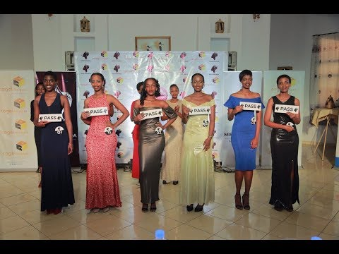 MISS RWANDA 2018: 6 BAZAHAGARARIRA AMAJYARUGURU BAMENYEKANYE