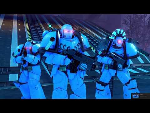 XCOM 2: Alpha Legion PreHeresy Fend Off Stormtroopers!  Advent to Empire Mod Showseries P18