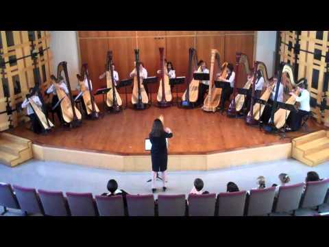 Allegro by GF. Handel