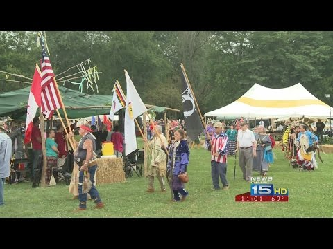 Miami Indians celebrate 20th anniversary of Pow Wow